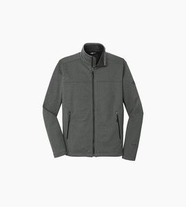 The north face ridgeline soft shell jacket   tnf dark grey heather