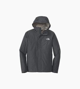 The north face dryvent rain jacket   tnf dark grey heather