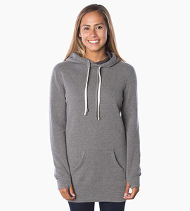 Independent trading company prm series jr s special blend pullover hood dress   nickel