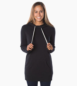 Independent trading company prm series jr s special blend pullover hood dress   black