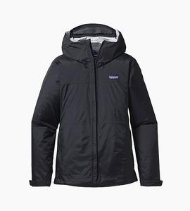 Patagonia women s torrentshell jacket   black