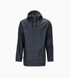 Rains w jacket   blue