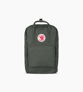 Fjallraven kanken 15  laptop backpack   forest green