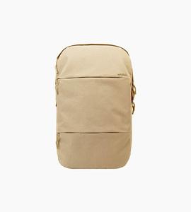 Incase city backpack   dark khaki