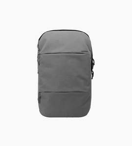 Incase city backpack   grey