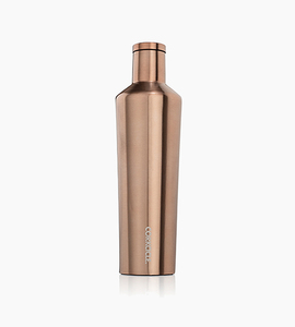 Corkcicle canteen 25oz   brushed copper