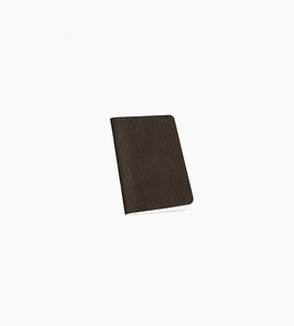 Scout books notebook   black