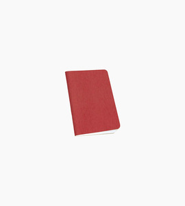 Scout books notebook   red