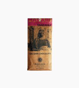 Askinosie chocolate signature bars   mababu tanzania dark chocolate