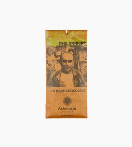 Askinosie chocolate signature bars   davao philippines dark chocolate