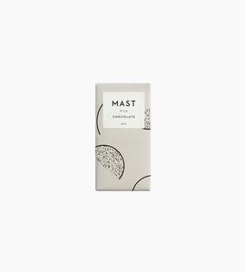 Mast chocolate 1 oz bar   milk chocolate