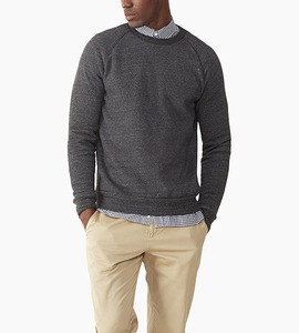 Alternative apparel champ eco fleece sweatshirt   eco black