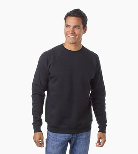 Independent trading company independent series men s raglan crew   black