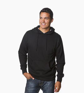 Independent trading company standard supply series men s heavenly pullover hood   black
