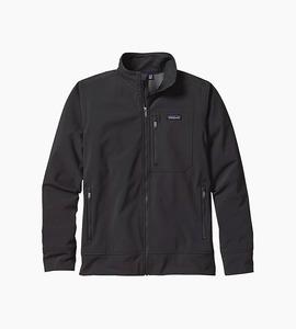 Patagonia m s sidesend jacket   black