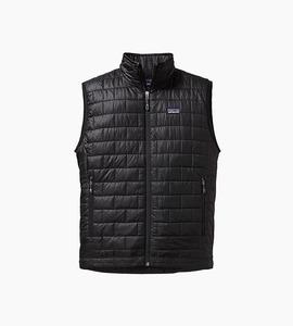 Patagonia m s nano puff  vest   black