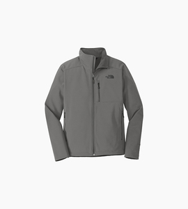 The north face apex barrier soft shell jacket   asphalt grey