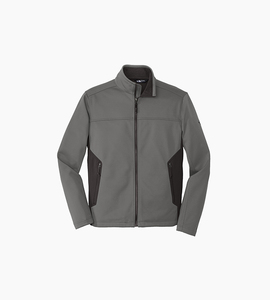 The north face ridgeline soft shell jacket   asphalt grey black