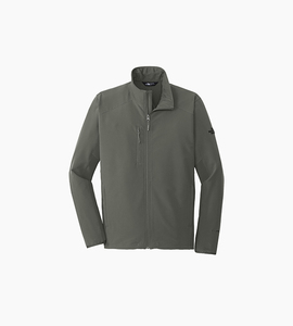 The north face tech stretch soft shell jacket   asphalt grey