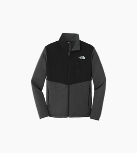 The north face far north fleece jacket   tnf black heather