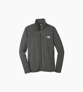 The north face sweater fleece jacket   tnf black heather
