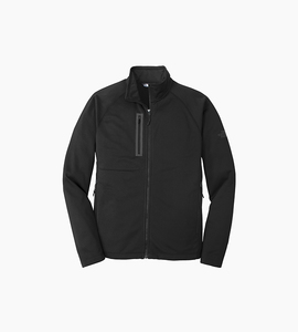 The north face canyon flats fleece jacket   tnf black