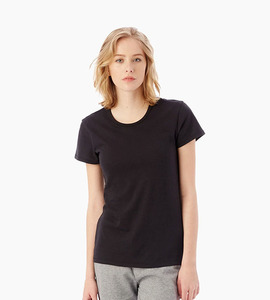 Alternative apparel keepsake vintage jersey t shirt   black