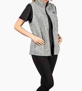 Patagonia women s better sweater vest   birch white