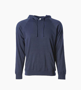 Independent trading company prm series unisex special blend pullover hood   classic navy