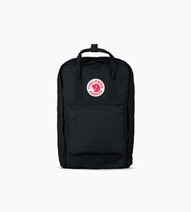 Fjallraven kanken 15  laptop backpack   black