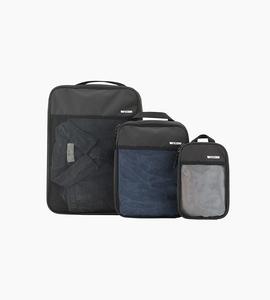 Incase modular mesh storage pack   3pack   black