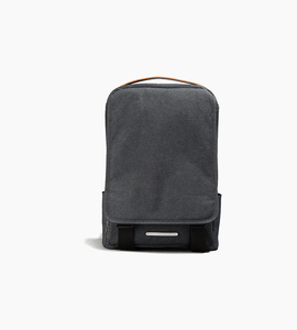 Rawrow 310 waxed haze backpack   black