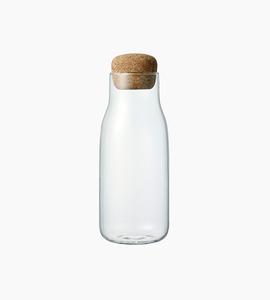 Kinto bottlit canister 20oz   glass