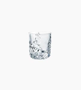 Nachtmann sculpture whisky   glass