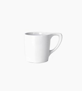 Not neutral lino mug   white