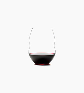 Riedel swirl red wine   glass