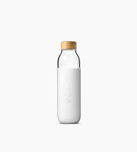 Soma glass bottle 17 oz   white