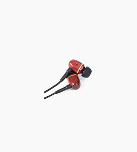 Lstn bowery earbuds   cherry