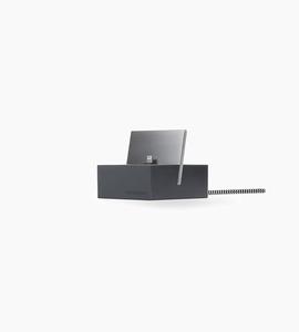 Native union iphone dock silicon   slate