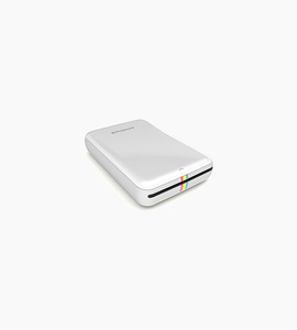 Polaroid zip instant photo printer   white