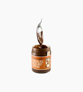 Askinosie chocolate hazelnut spread