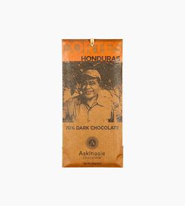 Askinosie chocolate signature bars   cortes honduras dark chocolate