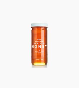 Bee raw florida orange blossom honey