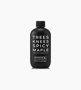 Bushwick kitchen trees knees spicy maple