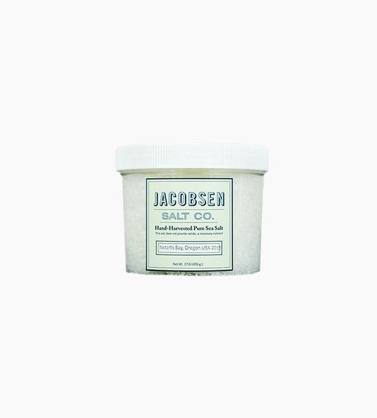 Jacobsen salt co. chef jar   5 oz