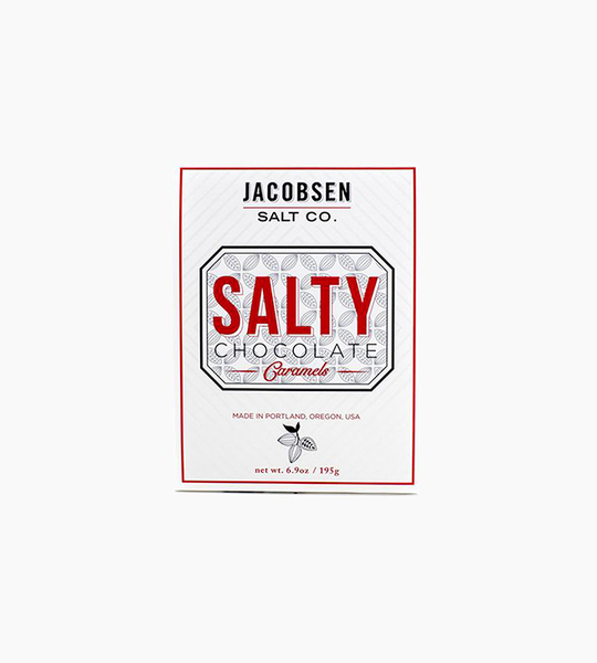 Jacobsen salt co. salty chocolate caramels