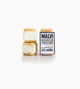 Malvi s more 2pk vanilla salted caramel
