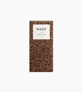 Mast chocolate 2.5 oz bar   dark chocolate