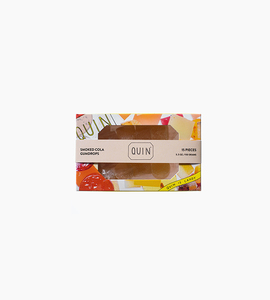 Quin candy smoked cola gumdrops