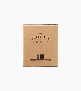 W p design the barrel aged spirits kit